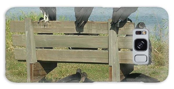 Sarasota Vultures Galaxy Case