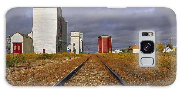 Saskatchewan Prairies Galaxy Case
