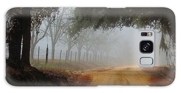 Satilla River Road Galaxy Case
