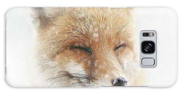 Furry Galaxy Case - Satisfied by Doris Reindl