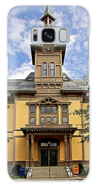 Saugus Town Hall Galaxy Case