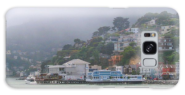 Sausalito Mists Galaxy Case