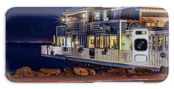 Sausalito Waterfront 1 Galaxy Case
