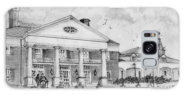 Savannah Center Galaxy Case by Jim Hubbard