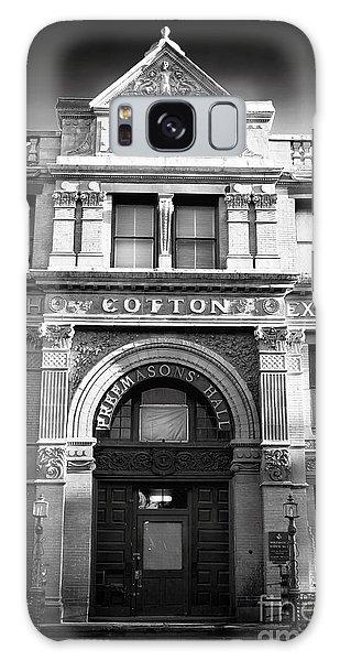 Savannah Cotton Exchange Galaxy Case