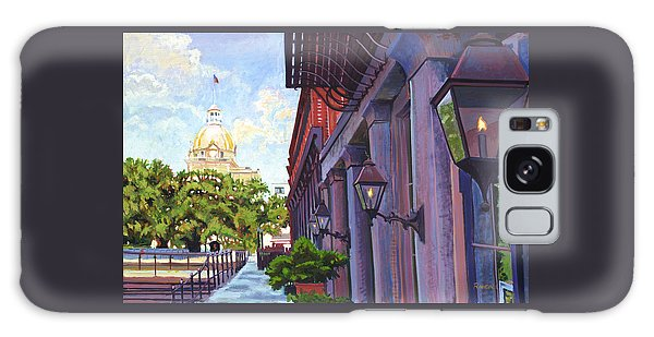 Savannah Morning Galaxy Case