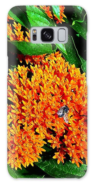 Save Our Bees Galaxy Case