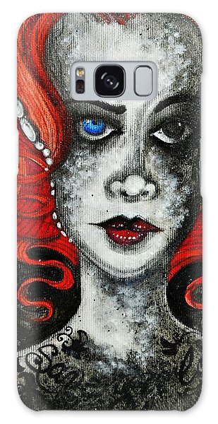 Save Your Love Galaxy Case by Sandro Ramani