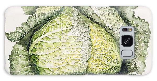 Savoy Cabbage  Galaxy Case