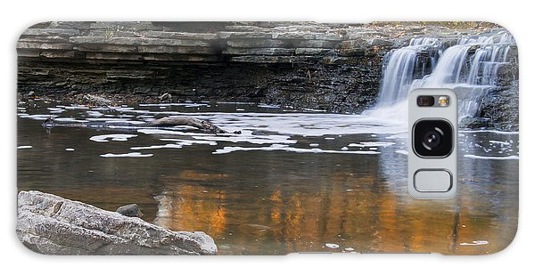 Sawmill Creek 3 Galaxy Case by Larry Bohlin