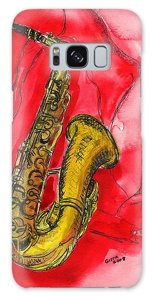 Saxophone Galaxy Case