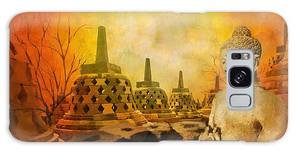 Cultural Center Galaxy Case - Sborobudur Temple Compounds by Catf