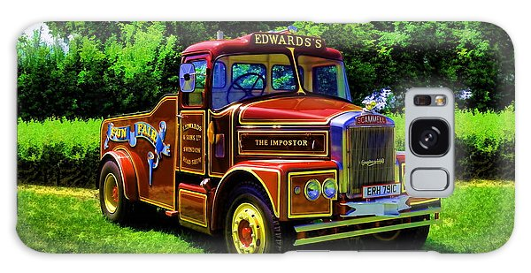 Scammell Highwayman - Color Galaxy Case