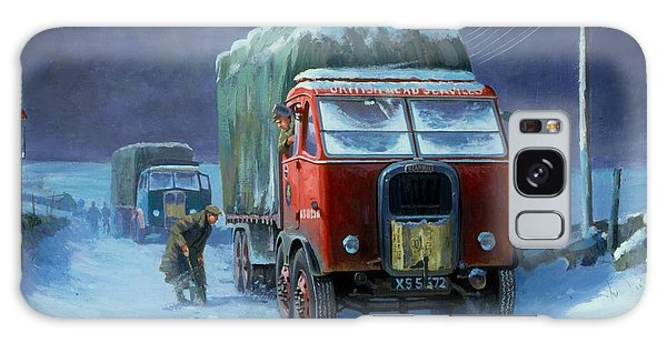 Scammell R8 Galaxy Case by Mike  Jeffries