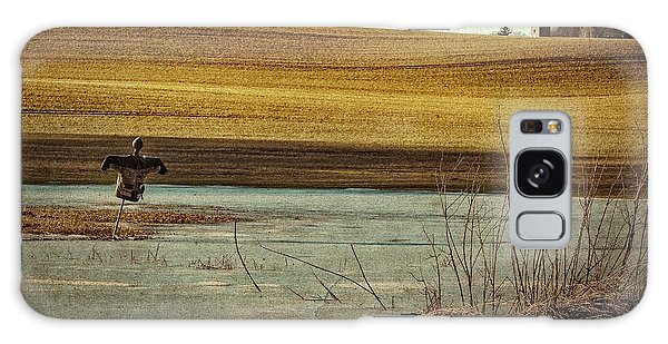 Scarecrow's Realm Galaxy Case