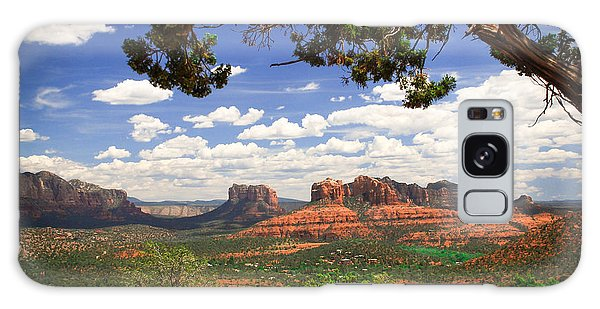Scenic Sedona Galaxy Case