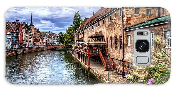 Scenic Strasbourg  Galaxy Case by Carol Japp