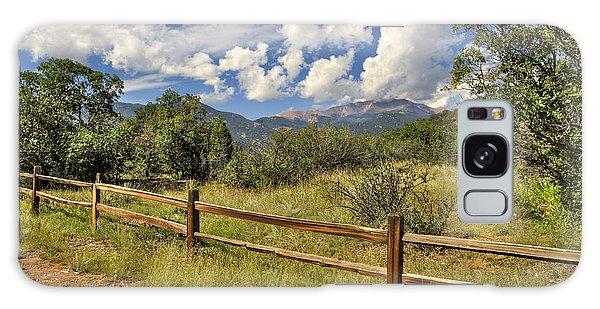 Scenic View Galaxy Case by Cheryl Davis