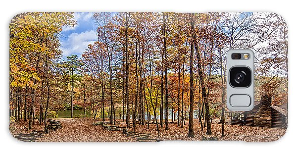 Scenic View Of Oconee State Park Galaxy Case