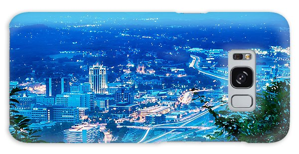 Scenics Around Mill Mountain Roanoke Virginia Usa Galaxy Case