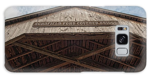 Schofield Ford Covered Bridge Galaxy Case