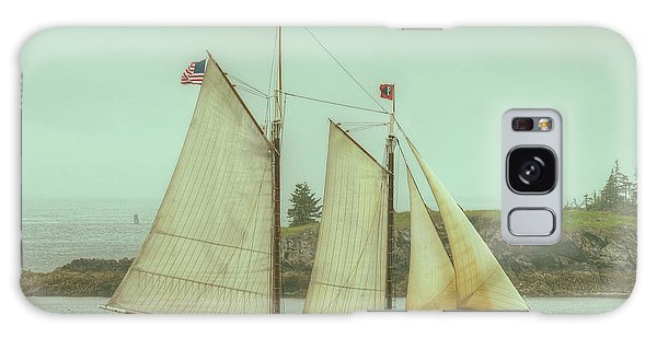 Schooner Stephen Taber Galaxy Case