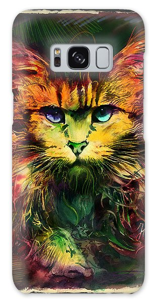 Schrodinger's Cat Galaxy Case