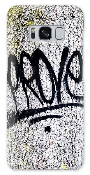 Scientific Graffiti  Galaxy Case