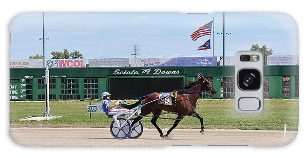 D3w-206 Scioto Downs Photo Galaxy Case