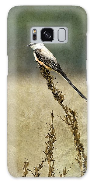 Scissortailed-flycatcher Galaxy Case