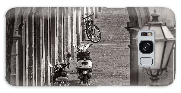 Scooters And Bikes Galaxy Case