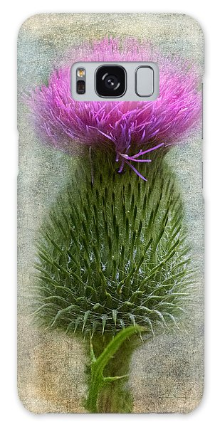 Scotch Thistle Galaxy Case