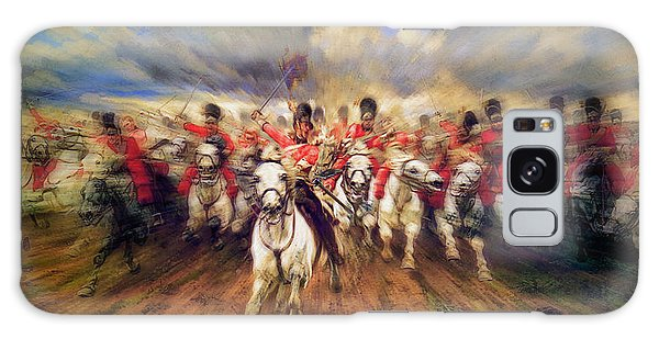 Scotland Forever During The Napoleonic Wars Galaxy Case