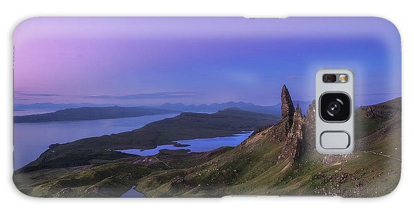 Highland Galaxy Case - Scotland - Storr At Night by Jean Claude Castor