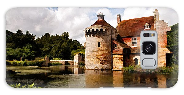 Scotney Castle Galaxy Case