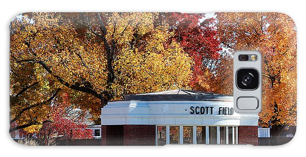 Scott Field  Old Main Gate  Galaxy Case