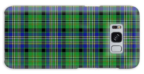 Scott Green Tartan Variant Galaxy Case