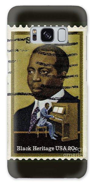 Scott Joplin Stamp Galaxy Case