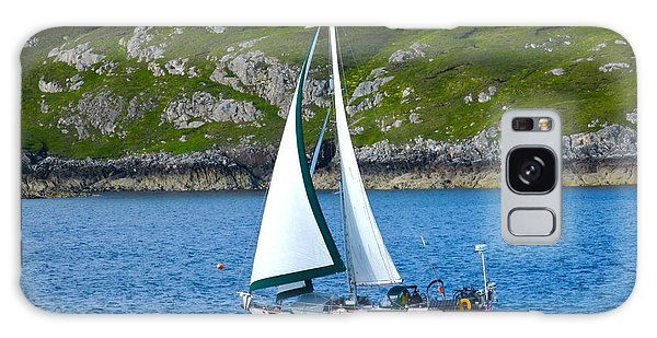 Scottish Sails Galaxy Case