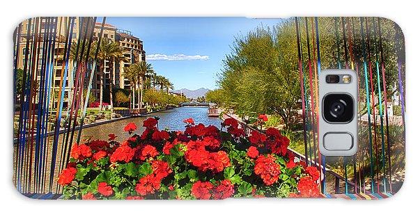 Scottsdale Waterfront Galaxy Case