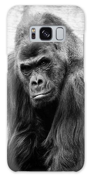 Scowling Gorilla Galaxy Case