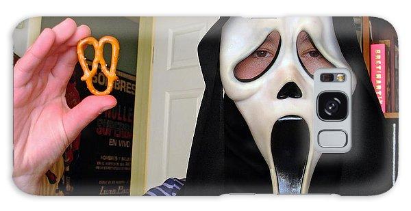 Scream And The Scream Pretzel Galaxy Case