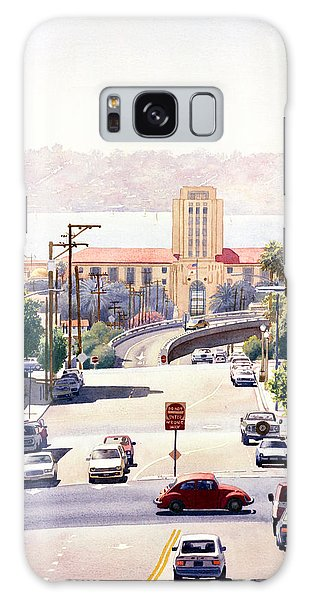 Sd County Administration Building Galaxy Case