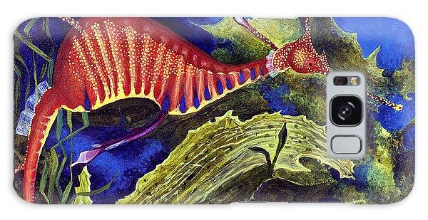 Sea Dragon Galaxy Case