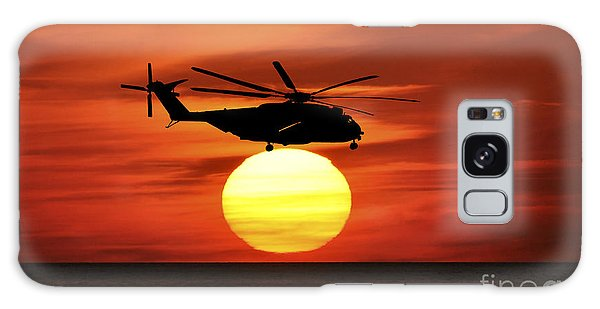 Sea Dragon Sunset Galaxy Case by Al Powell Photography USA