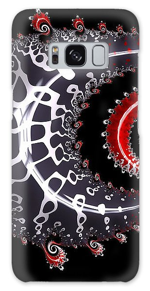 Sea Dragon Galaxy Case by Susan Maxwell Schmidt