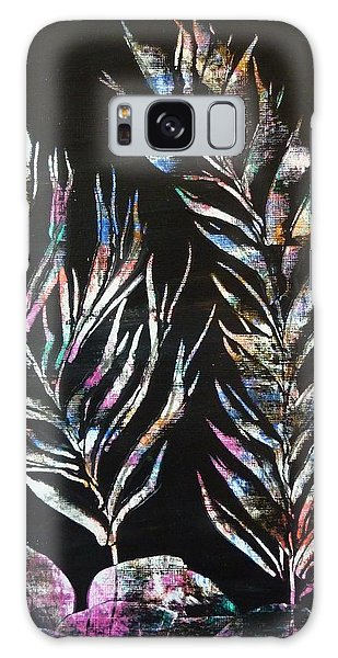 Sea Ferns Galaxy Case