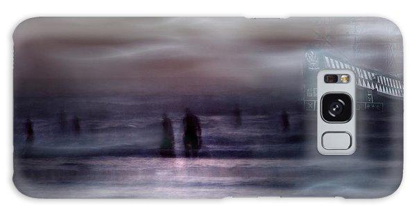 Sea Ghosts Galaxy Case