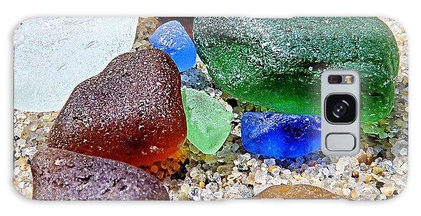 Sea Glass Collection Galaxy Case