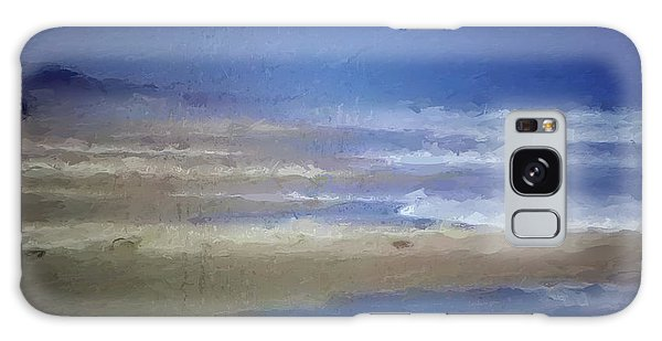 Sea Mist Galaxy Case